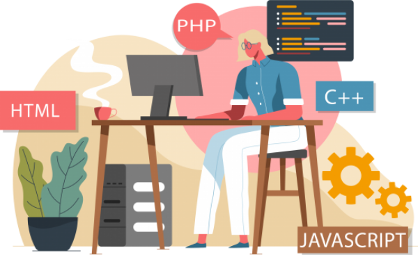 Programming and web design